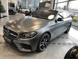 Mercedes-Benz Třídy E E 43 AMG 4M   3,0 kombi benzin