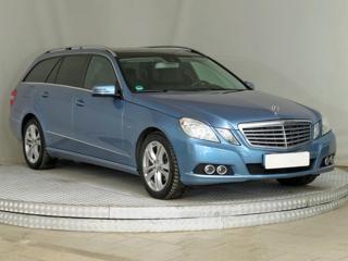 Mercedes-Benz Třídy E E 220 CDI 125kW kombi nafta