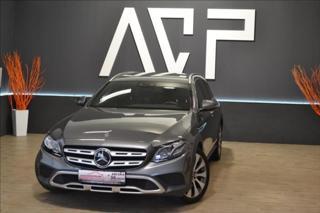 Mercedes-Benz Třídy E 220d*4M*ALL-TERRAIN*ISP*360*ČR* kombi nafta