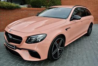 Mercedes-Benz Třídy E 63 S AMG 4M+ 900PS,RENNTECH,RIDE CONTROL kombi benzin