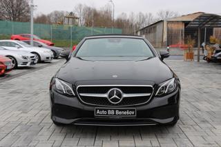 Mercedes-Benz Třídy E E 200 cabrio, nový model kabriolet