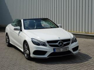 Mercedes-Benz Třídy E 3.0 d Cabrio kabriolet nafta