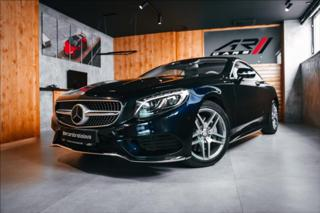 Mercedes-Benz Třídy S 4,7 S 500 KUPÉ, 4MATIC, BURMESTER  BR kupé benzin