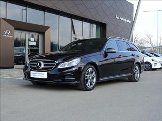 Mercedes-Benz Třídy E 2,2 Bluetec 4-Matic  Avantgarde 250 kombi nafta