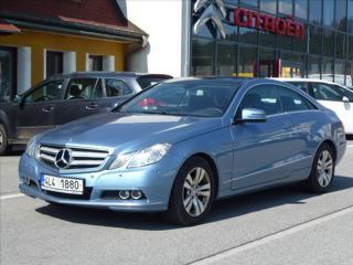 Mercedes-Benz Třídy E 2,2 CDI kupé nafta