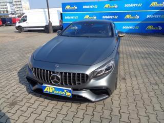 Mercedes-Benz Třídy S AMG S63 4MATIC YELLOW NIGHT EDITION kupé
