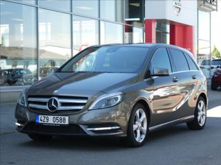 Mercedes-Benz Třídy B 1,8 D  200 CDI MPV nafta