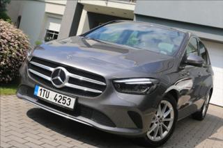 Mercedes-Benz Třídy B 180d AT 1maj ČR 100% STAV kombi nafta