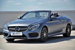 Mercedes-Benz Třídy C C 200 4M AMG / ISP / TOP / CZ kabriolet