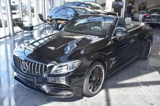 Mercedes-Benz Třídy C .   C 63 S AMG Cabrio,PERFORMANCE kabriolet benzin