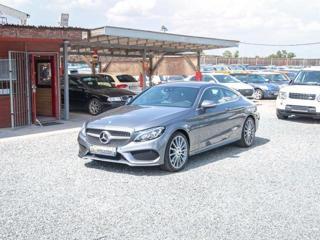 Mercedes-Benz Třídy C 2.1 d kupé nafta
