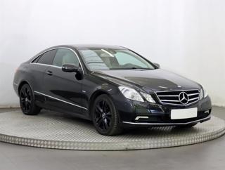 Mercedes-Benz Třídy E E 350 CDI 170kW kupé nafta