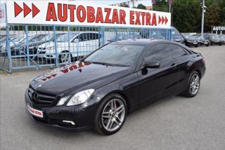 Mercedes-Benz Třídy E 3,0 350 CDI  navi,kůže,automat, kupé nafta