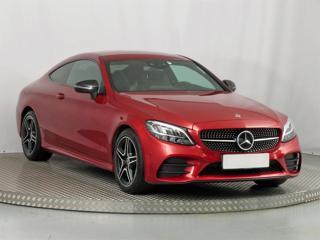Mercedes-Benz Třídy C C 200 135kW kupé benzin