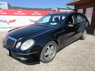 Mercedes-Benz Třídy E 2.1 CDi Avantgarde kombi nafta