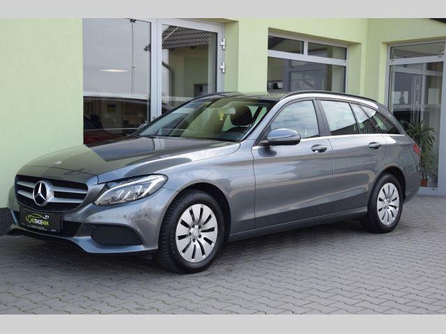 Mercedes-Benz Třídy C C 200CDI*NAVI*FULLED*EL.KUFR* kombi nafta