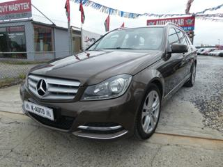 Mercedes-Benz Třídy C 200CDI 100kW*Avantgarde*Alu* kombi nafta