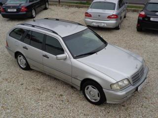 Mercedes-Benz Třídy C C 220 CDI kombi nafta