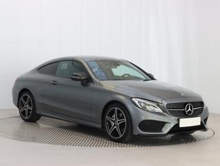 Mercedes-Benz Třídy C C 220 CDI 125kW kupé nafta