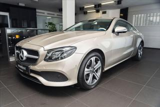 Mercedes-Benz Třídy E 2,0 220 d 4M Coupé/Multibeam LED/360°  IHNED kupé nafta