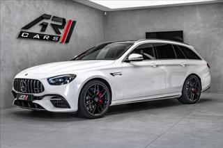 Mercedes-Benz Třídy E E 63 S AMG T 4Matic, track package  OV,RU kombi benzin