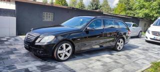 Mercedes-Benz Třídy E E 250 CDI KŮŽE,NAVI,EL.KUFR,MANUAL. kombi