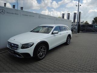 Mercedes-Benz Třídy E E 220 d 4M AllTerrain kombi nafta