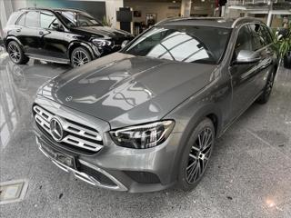 Mercedes-Benz Třídy E E 200 4M AllTerrain kombi benzin