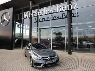 Mercedes-Benz Třídy E E 350 d kupé kupé nafta
