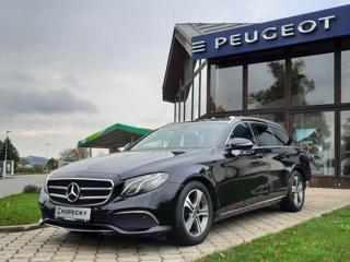 Mercedes-Benz Třídy E 220 D 9G-Tronic 195k kombi nafta