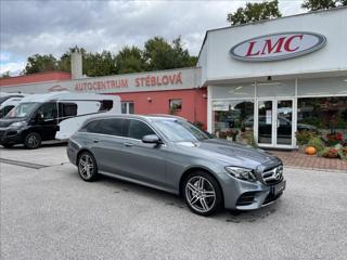Mercedes-Benz Třídy E 2,0  220D *4MAT* AMG kombi nafta