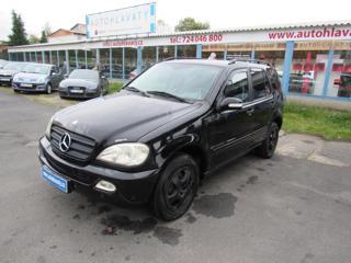 Mercedes-Benz Třídy M ML 270 CDI kombi