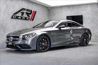 Mercedes-Benz Třídy S S65 coupe V12 AMG, karbon paket, keramiky, CZ  OV,RU kupé benzin