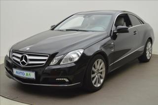 Mercedes-Benz Třídy E 2,1 220 CDi 125kW AUT. COUPÉ kupé nafta