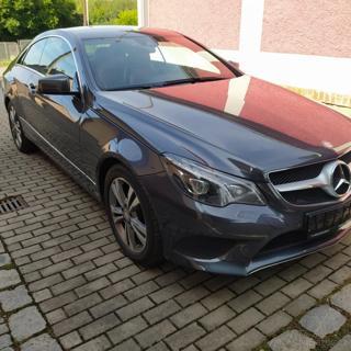 Mercedes-Benz Třídy E E 200 Coupé kupé