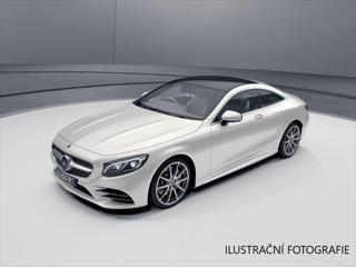 Mercedes-Benz Třídy S S 560 4M kupé 1maj./CZ kupé benzin