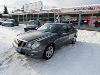 Mercedes-Benz Třídy E E 220 CDi Avangarde limuzína