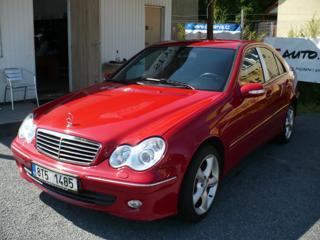 Mercedes-Benz Třídy C 2.1 CDi Avantgarde limuzína nafta