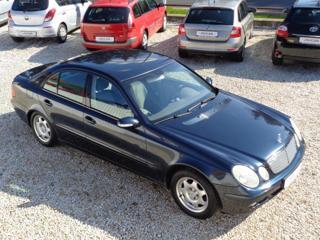 Mercedes-Benz Třídy E 3.2 CDi Classic Classic limuzína nafta
