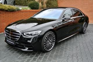 Mercedes-Benz Třídy S S400d AMG LONG 4M,FIRST CLASS,TV, PANORAMA limuzína nafta