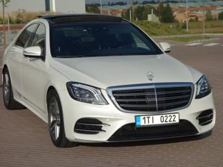 Mercedes-Benz Třídy S 350D*4M*AMG*PANOR*TOP-VÝB*CZ! limuzína nafta