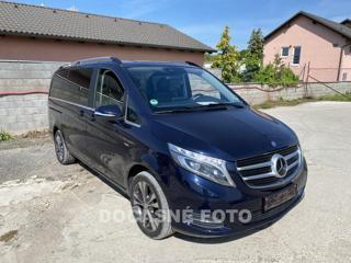 Mercedes-Benz Třídy V 2.2CDi minibus nafta
