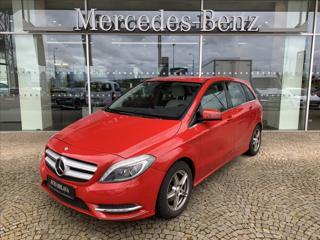 Mercedes-Benz Třídy B B 200 CDI MPV nafta