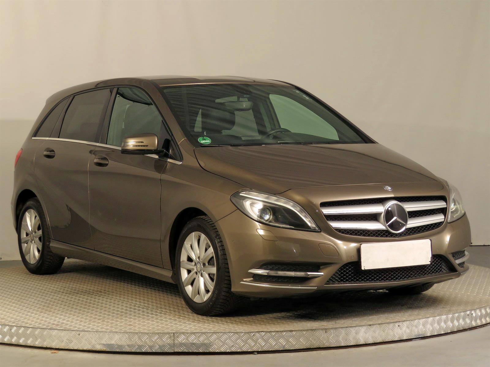 Mercedes-Benz Třídy B B 200 115kW MPV benzin