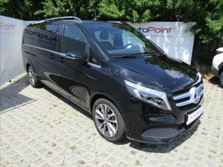 Mercedes-Benz Třídy V 2,0 V 300 d  Avantgarde XL 8 MPV nafta