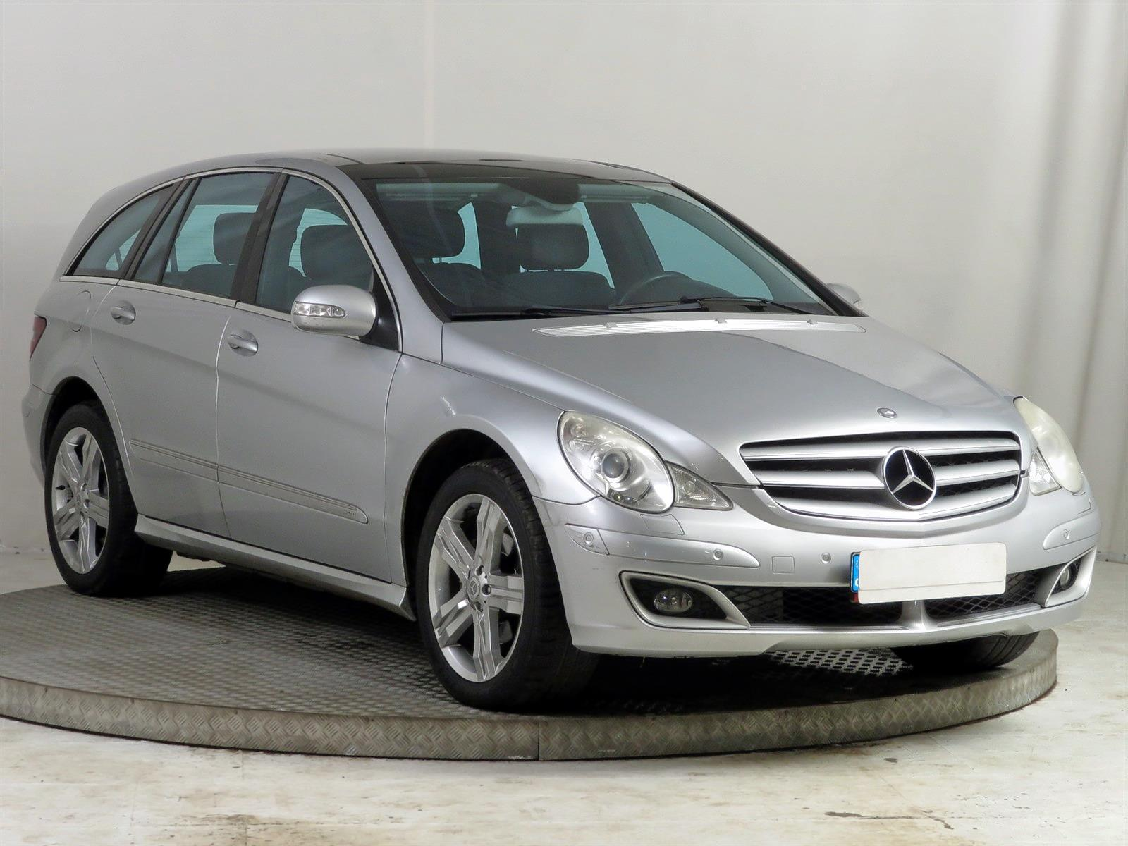 Mercedes-Benz Třídy R R 320 CDI 4MATIC 165kW MPV nafta