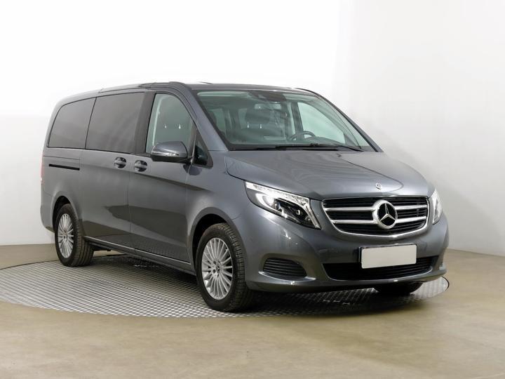 Mercedes-Benz Třídy V 220 CDI 120kW MPV nafta