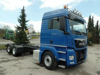 MAN TGX26480 6x2 HNK pro přepravu kontejnerů