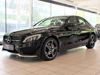 Mercedes-Benz Třídy C C 43 AMG 4Matic sedan CZ/1.Maj/Navi sedan