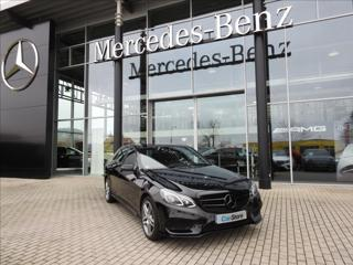 Mercedes-Benz Třídy E E 250 CDI 4MATIC AMG sedan nafta